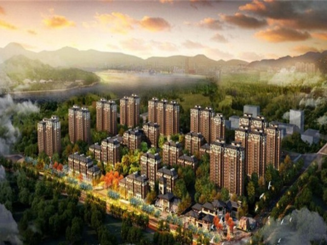 八达岭孔雀城